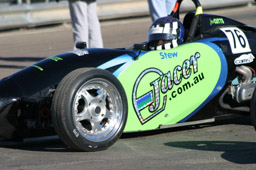 Jason Cutts Formula Vee
